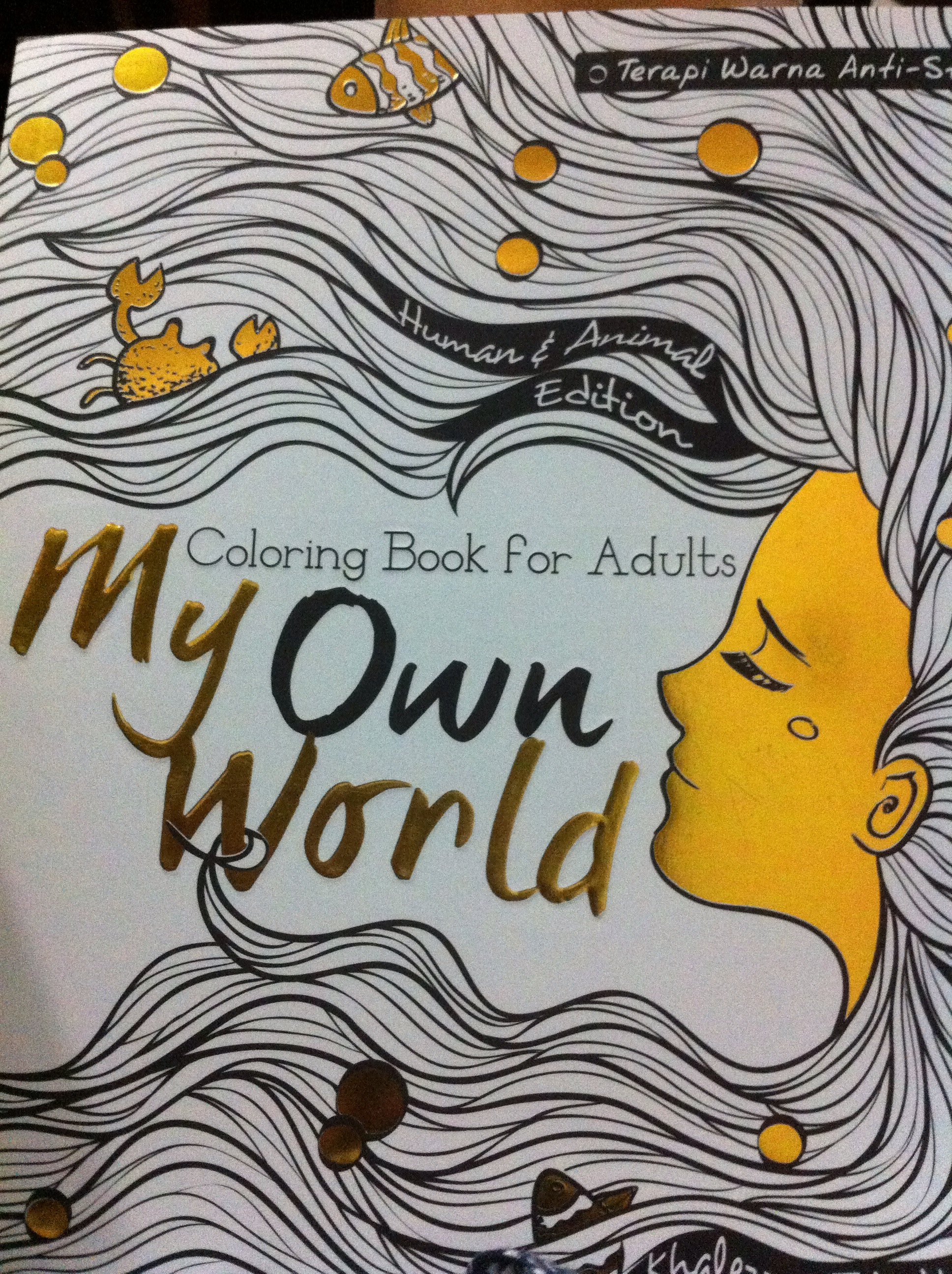 Judulnya My Own World Karya Khalezza Dan Tria N Harga Buku Ini Juga Terjangkau Cuma Sekitar 69rb An